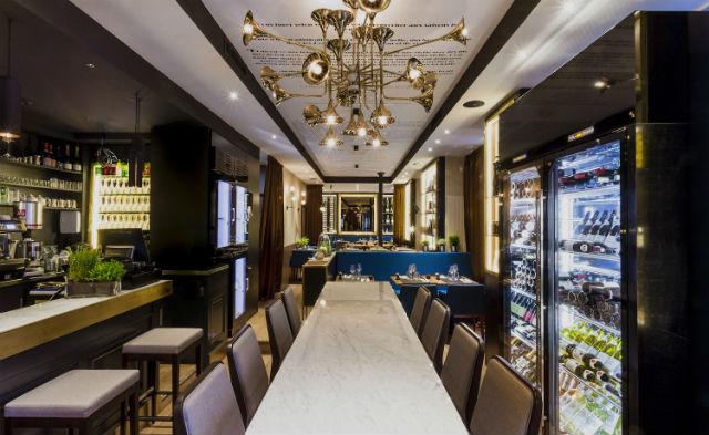 6 New Restaurant Interiors In Paris You Will Want To Visit le bistro de larc restaurant interiors 6 New Restaurant Interiors In Paris You Will Want To Visit 6 New Restaurant Interiors In Paris You Will Want To Visit le bistro de larc