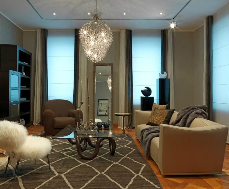 living rooms 35 STUNNING IDEAS FOR MODERN CLASSIC LIVING ROOMS Froschauer Roland 2015 0015