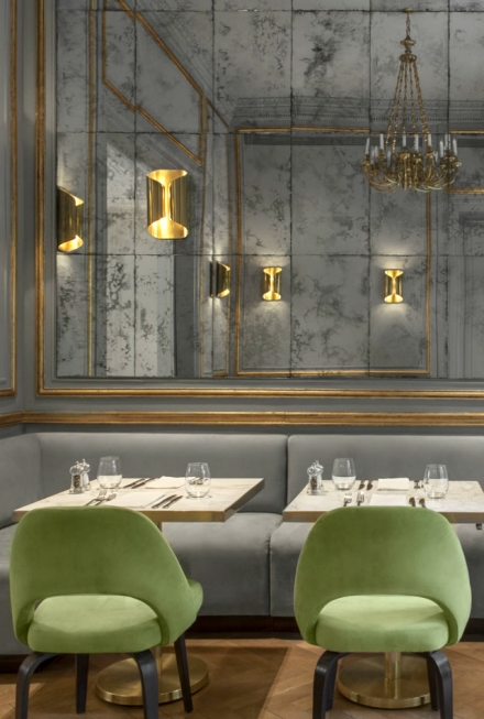 Restaurant Interior Ideas: Casa Cavia