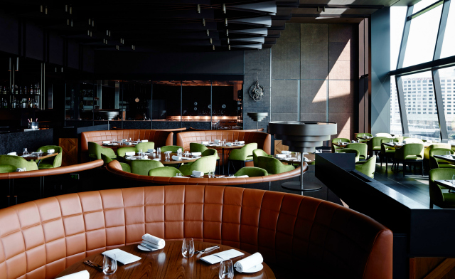 Restaurant Interior Ideas: Dinner by Heston restaurant interior Restaurant Interior Ideas: Dinner by Heston Restaurant Interior Ideas Dinner by Heston 1