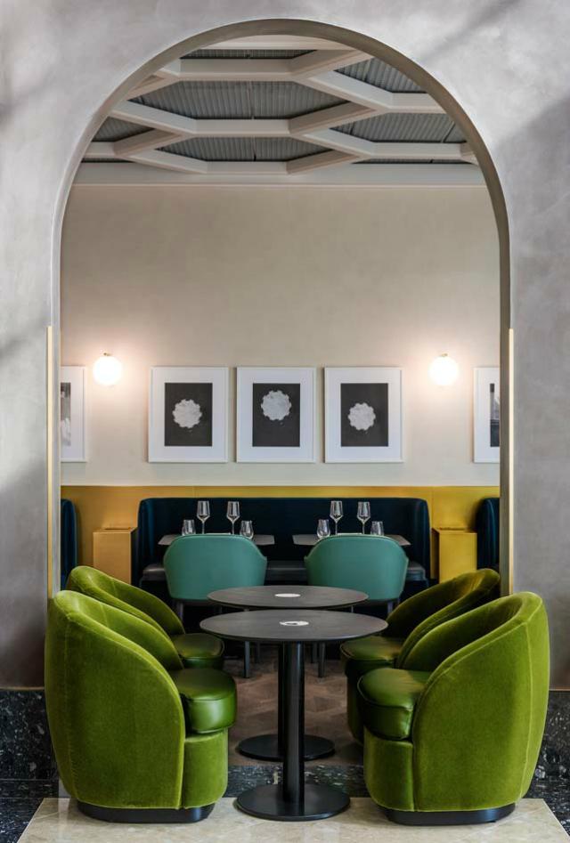 Restaurant Interior Ideas - I Love Paris