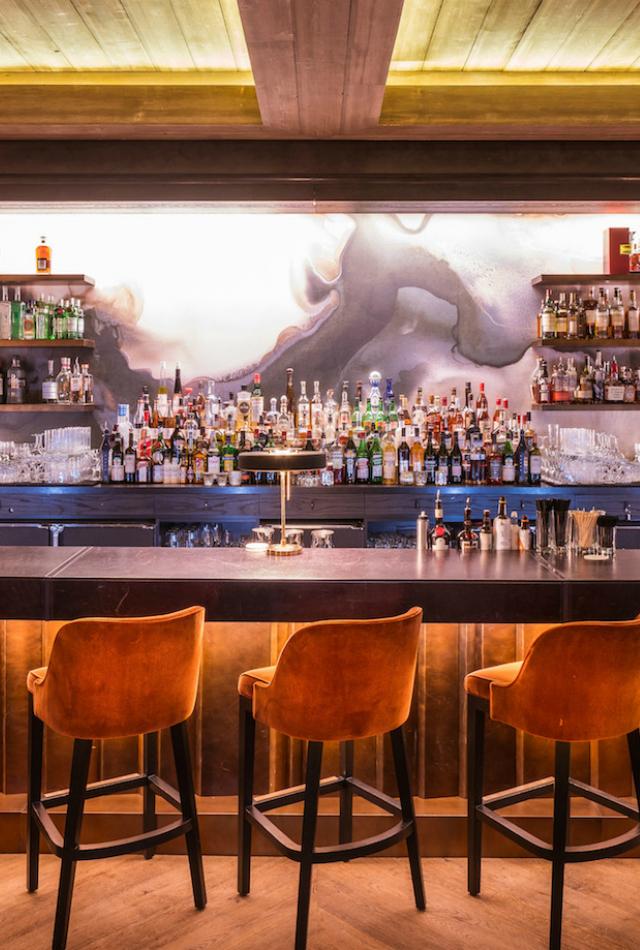 Restaurant Interior Ideas: Maple & Ash