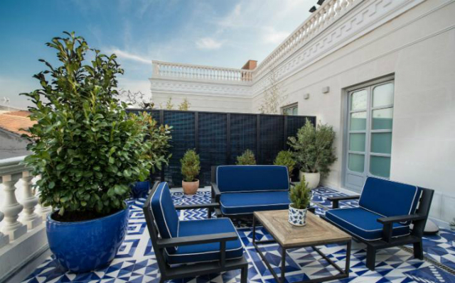 Top 5 Boutique Hotel Interiors in Madrid For Design Lovers - 6 hotel interiors Top 5 Boutique Hotel Interiors in Madrid For Design Lovers Top 5 Boutique Hotel Interiors in Madrid For Design Lovers 6