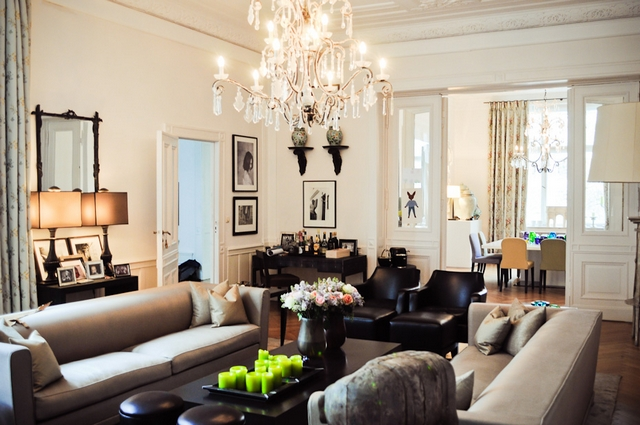 35 STUNNING IDEAS FOR MODERN CLASSIC LIVING ROOM INTERIOR DESIGN ...