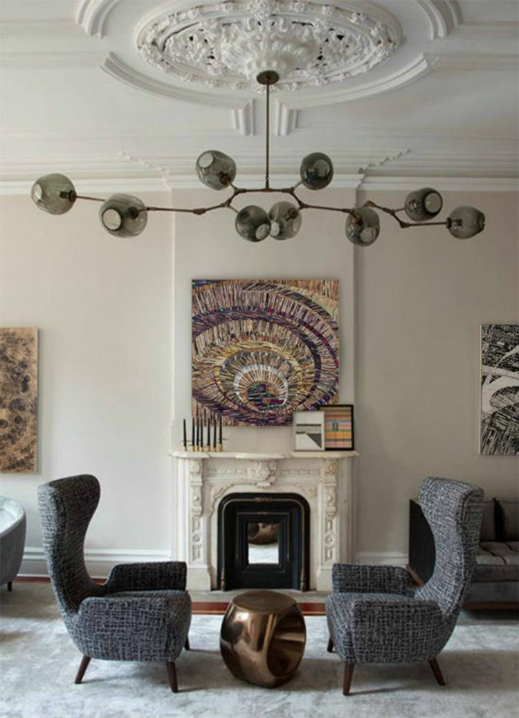 35 Stunning Contemporary Living Room Design Ideas