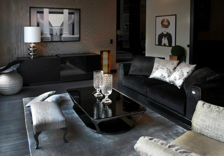 living rooms 35 STUNNING IDEAS FOR MODERN CLASSIC LIVING ROOMS e7e3dfc3a6e639f5eec2548399436ac8
