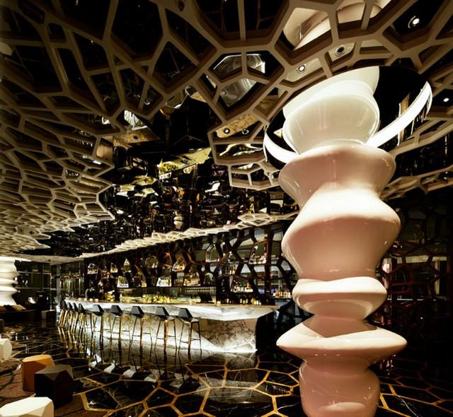 Restaurant Ideas: Ozone  restaurant interior Restaurant Interior Ideas: Ozone ww1