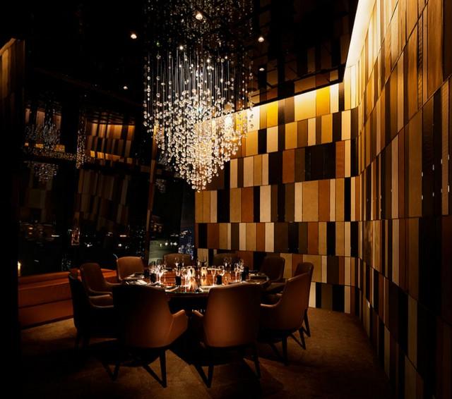 Restaurant Interior Ideas: Ozone  restaurant interior Restaurant Interior Ideas: Ozone ww15