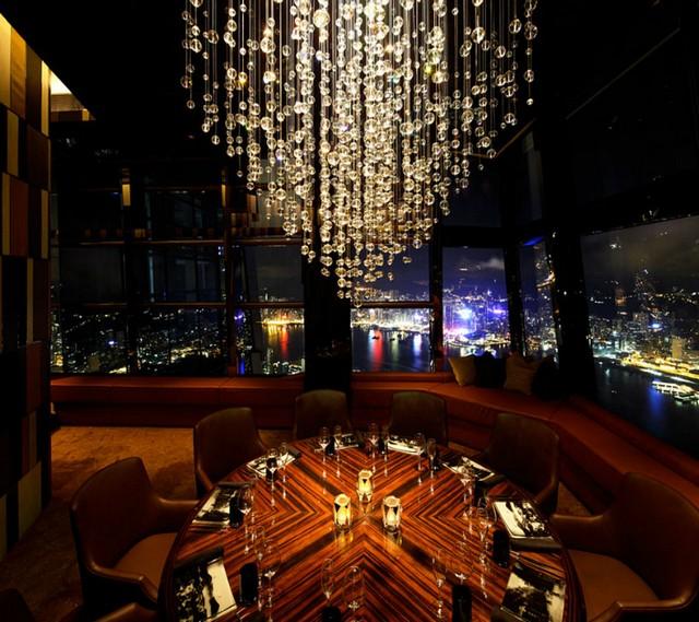Restaurant Interior Ideas: Ozone  restaurant interior Restaurant Interior Ideas: Ozone ww16