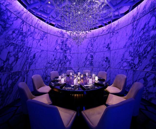 Restaurant Interior Ideas: Ozone  restaurant interior Restaurant Interior Ideas: Ozone ww7