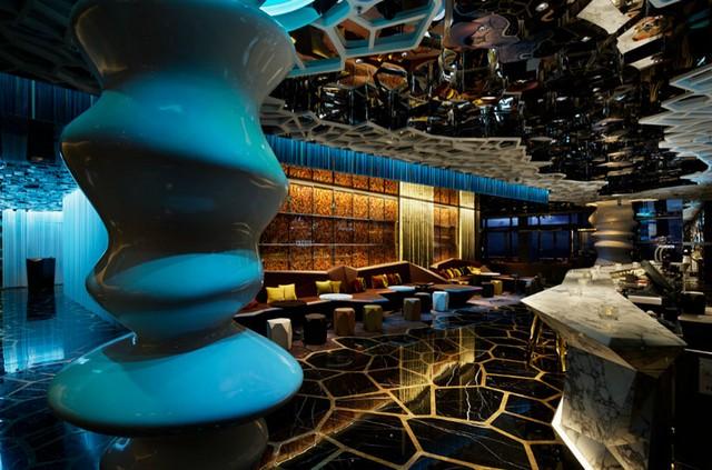 Restaurant Interior Ideas: Ozone  restaurant interior Restaurant Interior Ideas: Ozone ww8