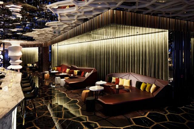 Restaurant Interior Ideas: Ozone  restaurant interior Restaurant Interior Ideas: Ozone ww9
