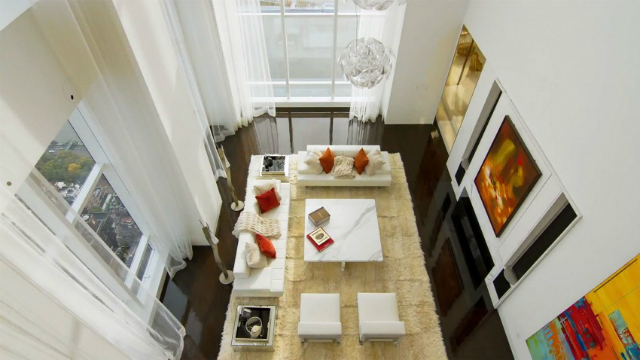 Get Inspired By These Luxury Penthouses in New York  Get Inspired By These Luxury Penthouses in New York 14 Get Inspired By These Luxury Penthouses in New York