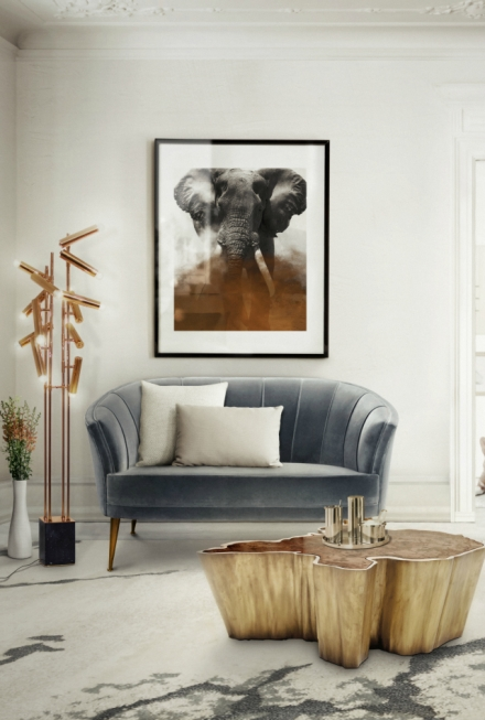 25 Sophisticated Grey Sofas For Your Living Room Set