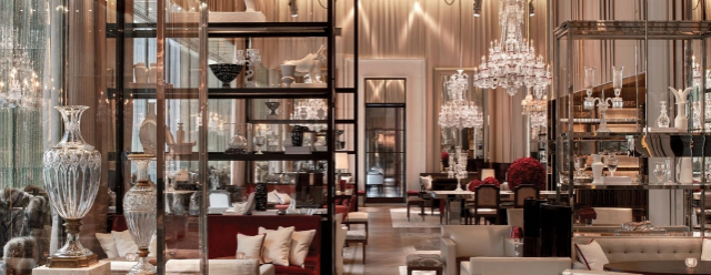 Baccarat Hotel NY xx gilles et boissier Best Design Inspiration By Gilles Et Boissier Baccarat Hotel NY xx