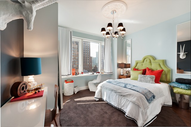 Kids bedroom decor ideas luxury apartment interior Best NYC luxury apartment interior – Visionaire by IMG Best NYC luxury apartment interior Visionaire by Lo Chen Kids bedroom decor ideas 1