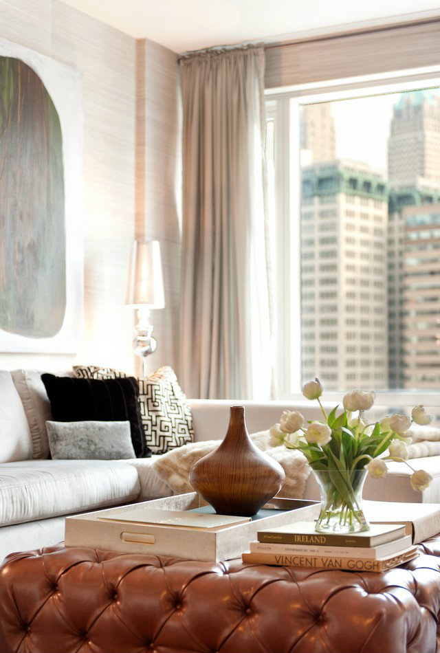 Best NYC luxury apartment interior - Visionaire by Lo Chen Kids bedroom decor ideas