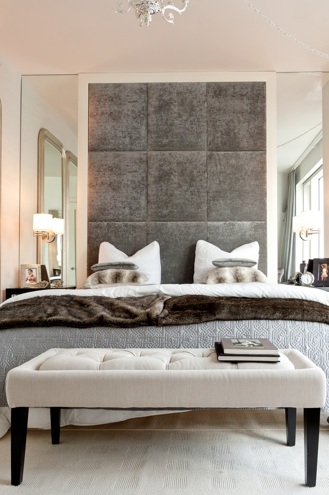 master bedroom luxury interiors by Lo Chen Design luxury apartment interior Best NYC luxury apartment interior – Visionaire by IMG Best NYC luxury apartment interior Visionaire by Lo Chen Master Bedroom Inspirations 2