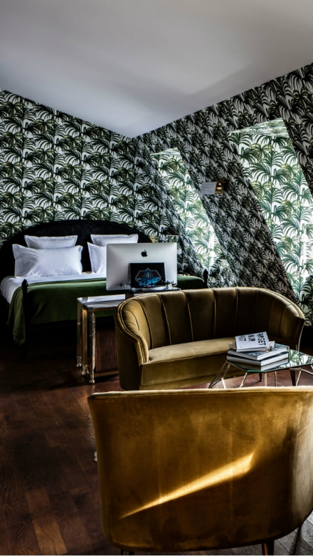 Get Inspired By Providence Hotel Interior Design in Paris