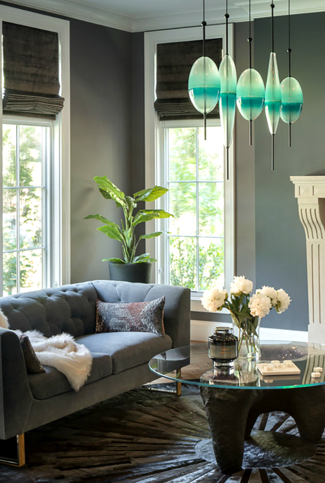 Sophisticated Decorating Ideas By Bayon Design Studio
