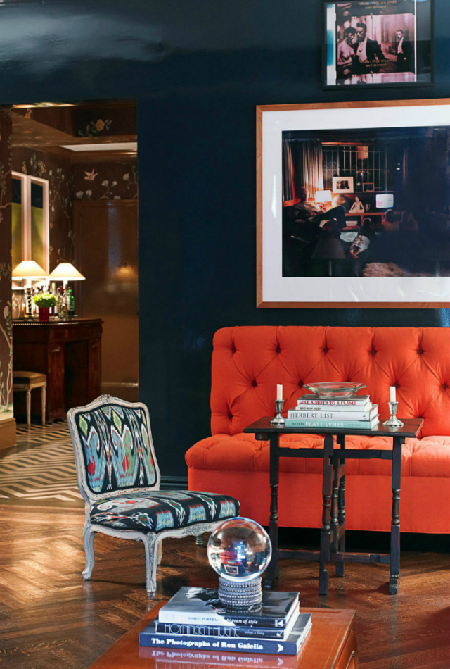 18 Orange Sofas That Will Spruce Up Your Living Room Set