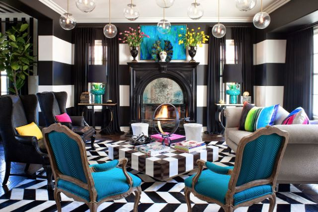 7 stylish wingback chairs for your living room set - Stylishly comfortable living room ideas and tips you must know ...