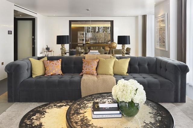 Heron-NY-1 decorating ideas The Most Sophisticated Decorating Ideas By Spinocchia Freund Heron NY 1