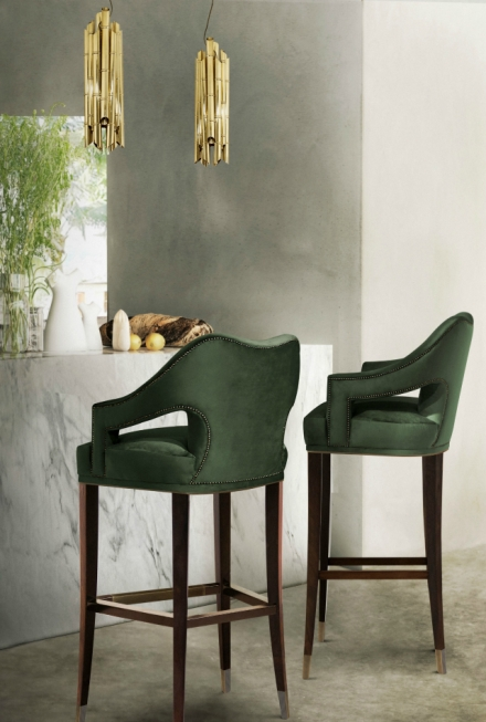 10 Sophisticated Upholstered Bar Stools That You Will Want To Have