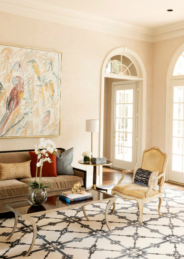 The most elegant decorating ideas by dodson interiors for Interior design living room elegant