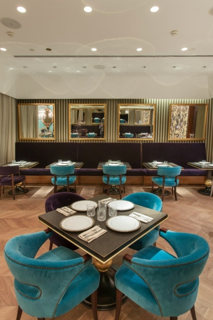 Get Inspired By The Incredible COCOCO Restaurant Interior