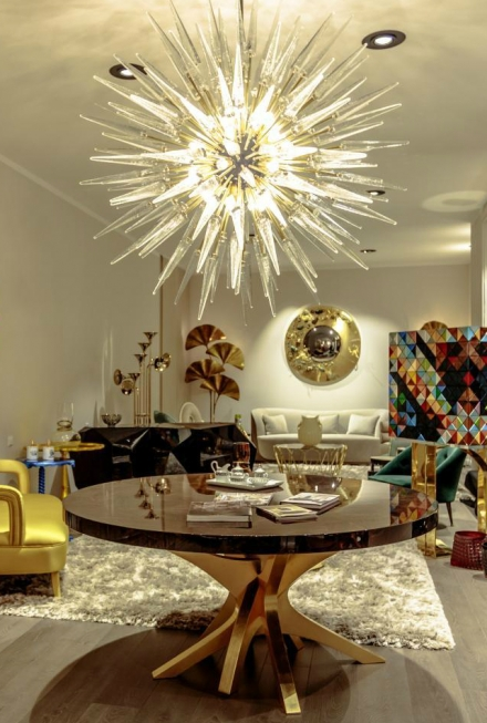 The ARTEIOS Concept Store's interior decor will blow your mind away