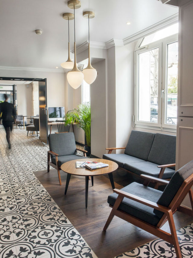 Get Inspired By The André Latin Hotel Interior in Paris (1) hotel interior Get Inspired By The André Latin Hotel Interior in Paris Get Inspired By The Andr   Latin Hotel Interior in Paris 1 1