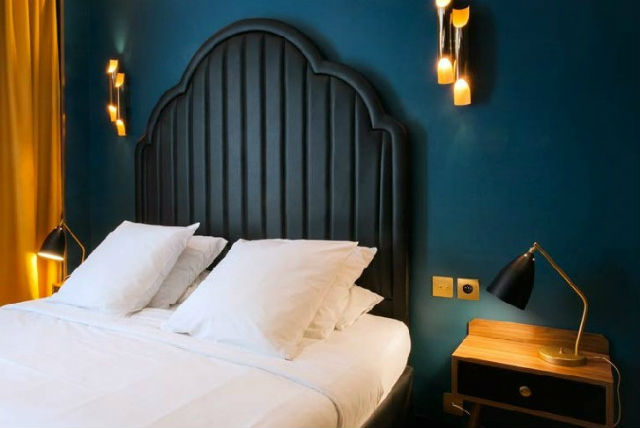 Get Inspired By The André Latin Hotel Interior in Paris (1) hotel interior Get Inspired By The André Latin Hotel Interior in Paris Get Inspired By The Andr   Latin Hotel Interior in Paris 1