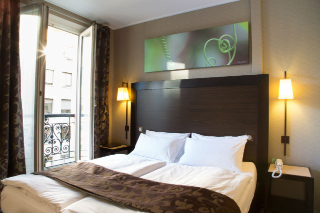 Get Inspired By The André Latin Hotel in Paris (2) hotel interior Get Inspired By The André Latin Hotel Interior in Paris Get Inspired By The Andr   Latin Hotel Interior in Paris 2 1