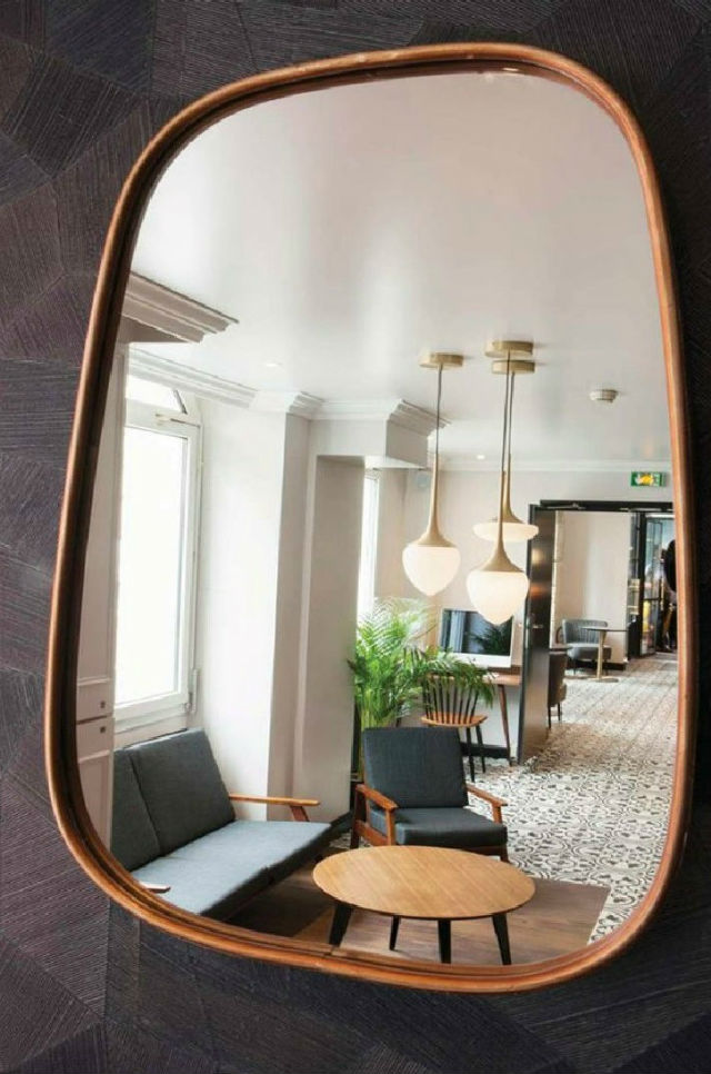 Get Inspired By The André Latin Hotel Interior in Paris (4) hotel interior Get Inspired By The André Latin Hotel Interior in Paris Get Inspired By The Andr   Latin Hotel Interior in Paris 4