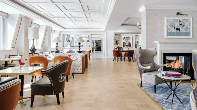 Decorex decorex 5 Hotels In London For The Design Lover During Decorex Get Inspired By The Sophisticated Langham Hotel Club In London 4