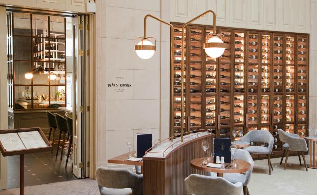 The Trendiest Color Scheme Ideas For Restaurant Interiors restaurant interiors The Trendiest Color Scheme Ideas For Restaurant Interiors The Trendiest Color Scheme Ideas For Restaurant Interiors 3