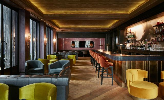 The Trendiest Color Scheme Ideas For Restaurant Interiors restaurant interiors The Trendiest Color Scheme Ideas For Restaurant Interiors The Trendiest Color Scheme Ideas For Restaurant Interiors 6