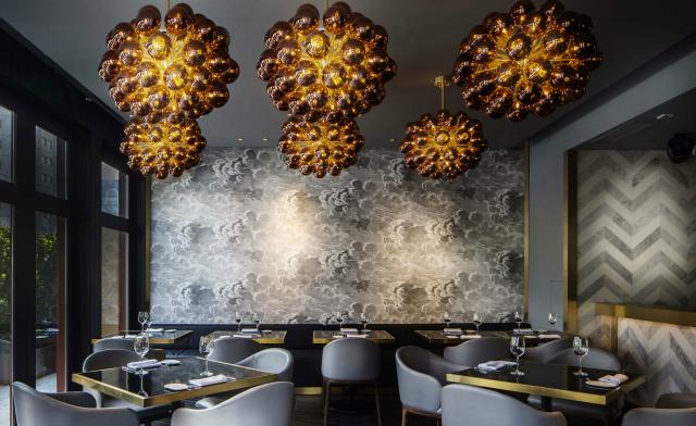 The Trendiest Color Scheme Ideas For Restaurant Interiors restaurant interiors The Trendiest Color Scheme Ideas For Restaurant Interiors The Trendiest Color Scheme Ideas For Restaurant Interiors 9