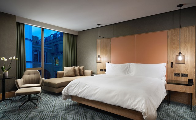 hilton-bankside-2 decorex 5 Hotels In London For The Design Lover During Decorex hilton bankside 2