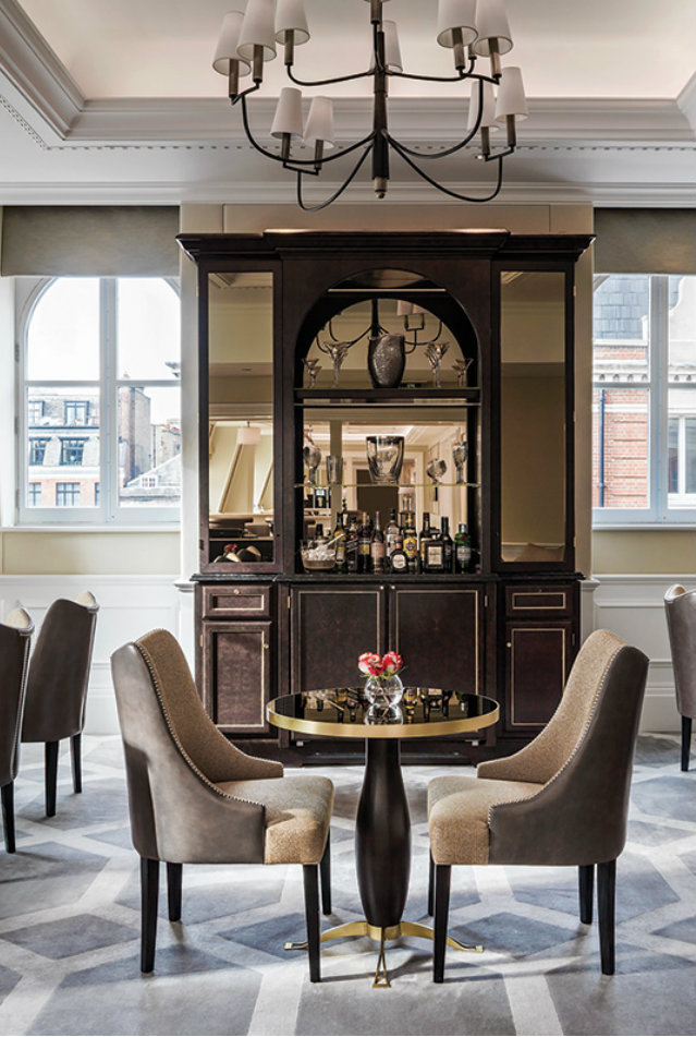 decorex 5 Hotels In London For The Design Lover During Decorex the langham the langham club drawing room