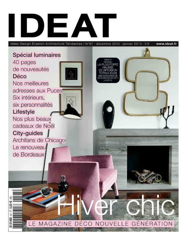 10 Interior Design Magazines That You Will Love Taking Inspiration From_IDEAT interior design magazines 10 Interior Design Magazines That You'll Love Taking Inspiration From 10 Interior Design Magazines That You Will Love Taking Inspiration From IDEAT