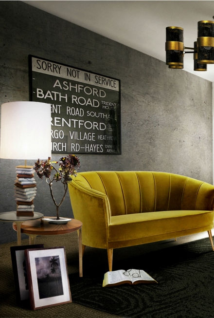 15 Reasons Why You Need A Yellow Sofa In Your Living Room Set