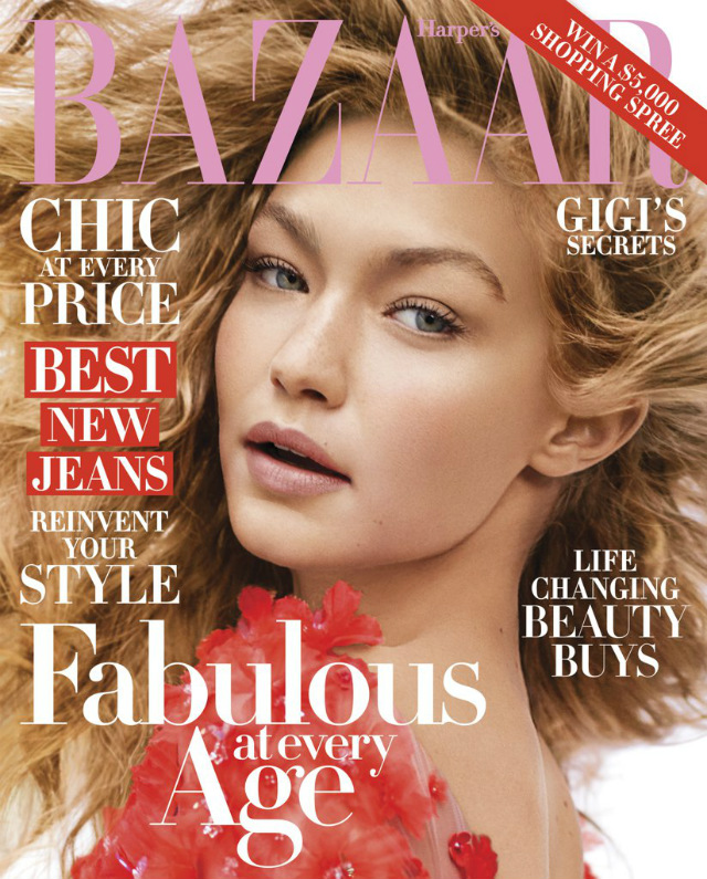 Best Fashion Magazines_harpers-bazaar best fashion magazines The Best Fashion Magazines To Take Inspiration From This Fall/Winter Best fashion magazines Harpers Bazaar