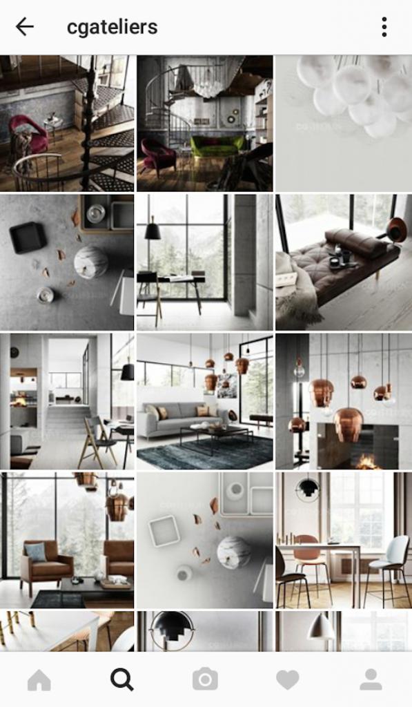 cg-ateliers instagram interior design instagram TOP 5 INTERIOR DESIGN INSTAGRAM ACCOUNTS FOR ULTIMATE INSPIRATION Cg Ateliers 597x1024