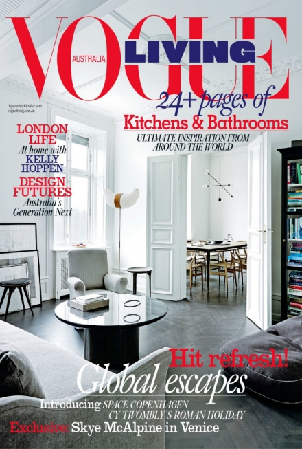 The Most Stunning Interior Design Ideas in Vogue Living