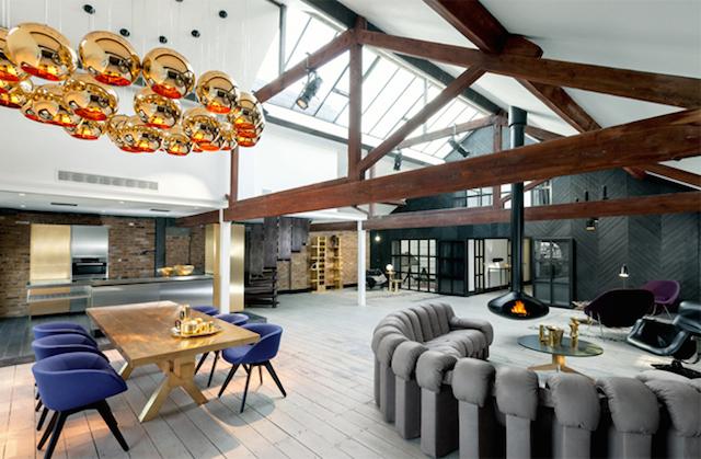 Tom Dixon interior design THE MOST SOPHISTICATED INTERIOR DESIGN INSPIRATION BY TOM DIXON Met Wharf Medium 1
