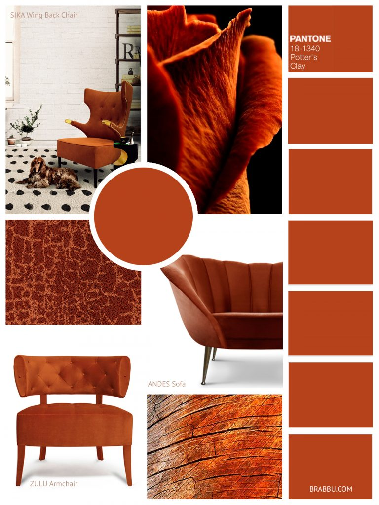 9 Mood Boards To Inspire Your Next Fall Home Decor Project home decor 9 Amazing Mood Boards To Inspire Your Next Fall Home Decor Project Potters Clay 1