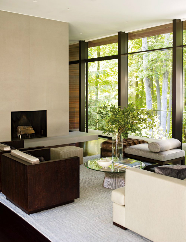 The Most Sophisticated Living Room Ideas In Architectural Digest_Carrier and Co. Interiors living room ideas The Most Sophisticated Living Room Ideas In Architectural Digest The Most Sophisticated Living Room Ideas In Architectural Digest Carrier Co