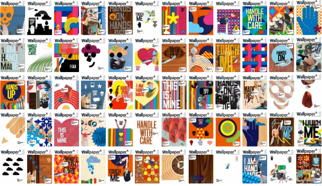 Wallpaper magazine_August 2010 Issue wallpaper magazine The Most Iconic Editions of Wallpaper Magazine Wallpaper magazine August 2010 Issue